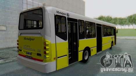 Mercedes-Benz 1718L-SB Linea 148 для GTA San Andreas вид слева