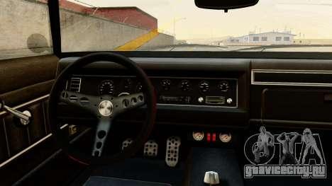 Casco from GTA 5 для GTA San Andreas вид справа
