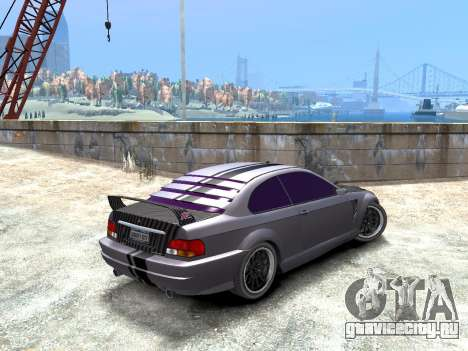 Sentinel CARBON v1.0 для GTA 4 вид справа
