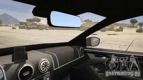 2014 Police Skoda Octavia VRS Hatchback для GTA 5