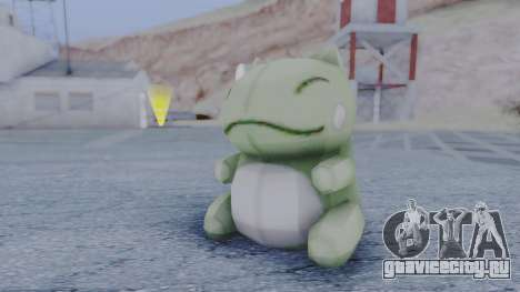 Pokemon ORAS - Substitute для GTA San Andreas