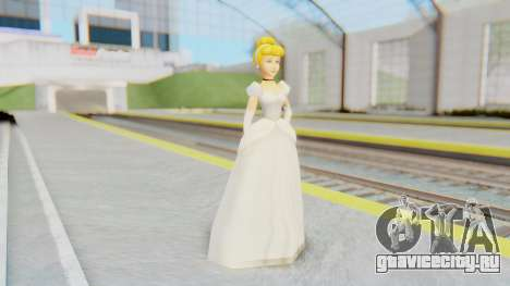 Cinderella для GTA San Andreas второй скриншот