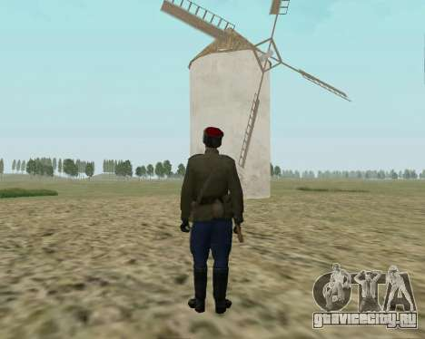 Сборник Солдат РККА для GTA San Andreas третий скриншот