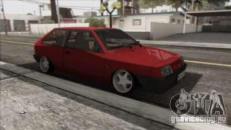 ВАЗ 2108 DropMode для GTA San Andreas вид справа