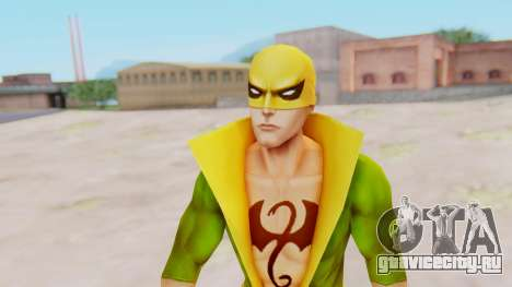 Marvel Future Fight - Iron Fist для GTA San Andreas