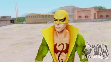 Marvel Future Fight - Iron Fist для GTA San Andreas