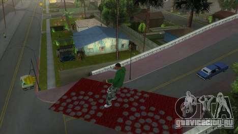 Cleo Mod San Andreas для GTA San Andreas четвёртый скриншот