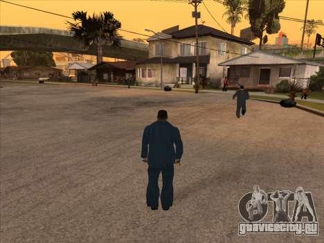 Русская мафия в Ganton для GTA San Andreas второй скриншот