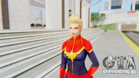 Marvel Future Fight - Captain Marvel для GTA San Andreas