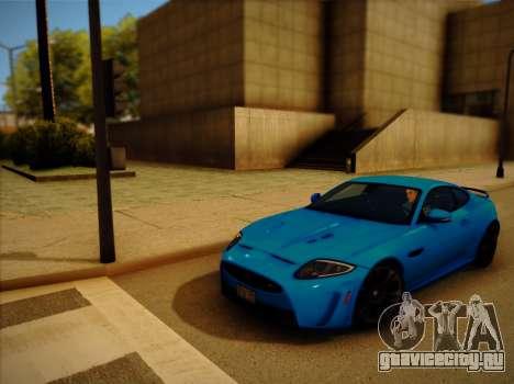 ENB GreenStyle V7.1 для GTA San Andreas второй скриншот