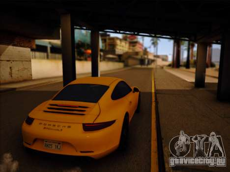 ENB GreenStyle V7.1 для GTA San Andreas третий скриншот