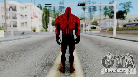 Marvel Heroes - Toxin для GTA San Andreas третий скриншот