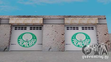 New Garage in San Fierro для GTA San Andreas второй скриншот