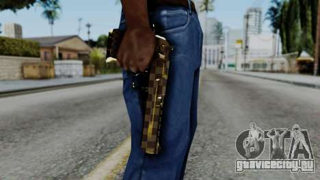 Deagle Louis Vuitton Version для GTA San Andreas третий скриншот