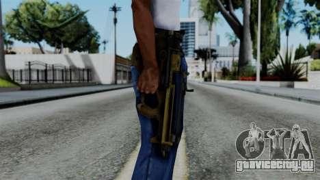 CoD Black Ops 2 - PDW-57 для GTA San Andreas третий скриншот