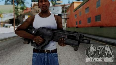 CoD Black Ops 2 - SMR для GTA San Andreas третий скриншот