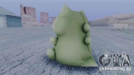 Pokemon ORAS - Substitute для GTA San Andreas второй скриншот