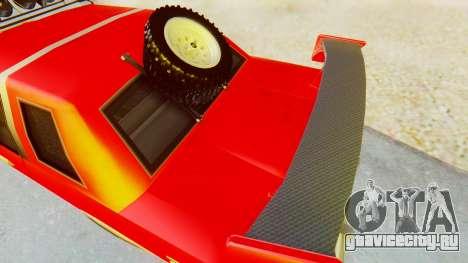Virgo v2.0 для GTA San Andreas вид сзади слева