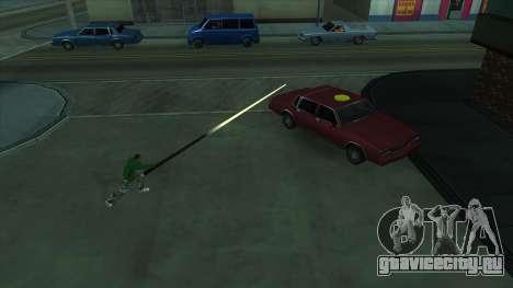Cleo Mod San Andreas для GTA San Andreas второй скриншот