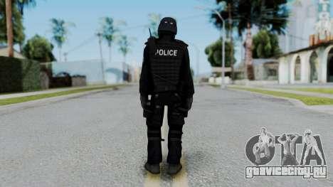 Regular SWAT для GTA San Andreas третий скриншот
