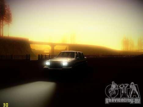 ENB Following V1.4 для слабых ПК для GTA San Andreas третий скриншот