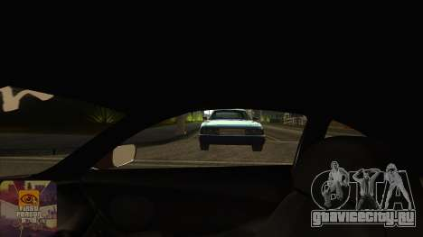Вид от первого лица v3.0 для GTA San Andreas шестой скриншот