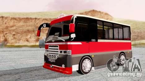 Otokar Magirus M2000 26M0009 для GTA San Andreas