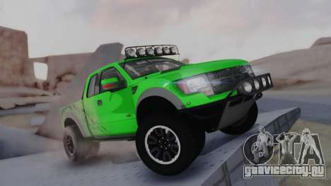 Ford F-150 SVT Raptor 2012 для GTA San Andreas