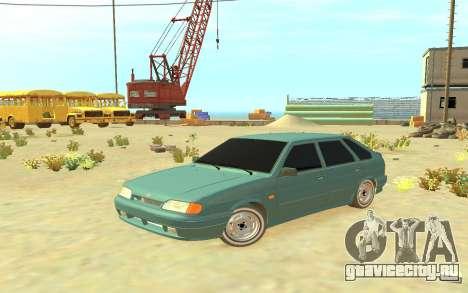 ВАЗ 2114 для GTA 4