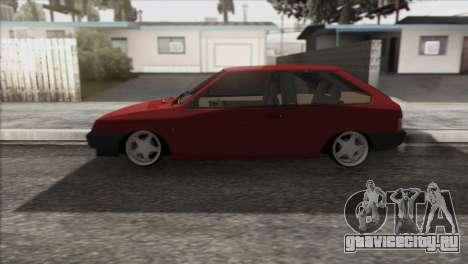 ВАЗ 2108 DropMode для GTA San Andreas вид слева