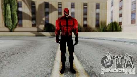 Marvel Heroes - Toxin для GTA San Andreas второй скриншот
