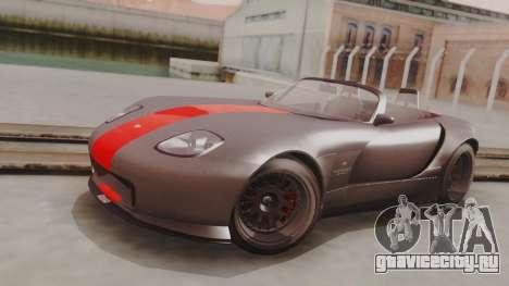 GTA 5 Bravado Banshee 900R Carbon IVF для GTA San Andreas