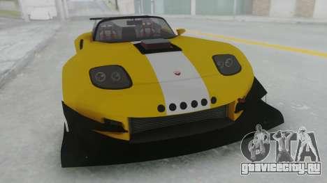 GTA 5 Bravado Banshee 900R Tuned для GTA San Andreas