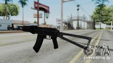 AKS-47 для GTA San Andreas второй скриншот