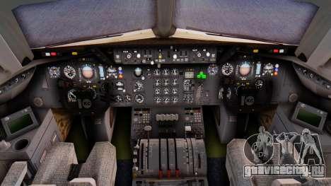 McDonnell-Douglas DC-10-30 Saudia для GTA San Andreas вид сзади слева