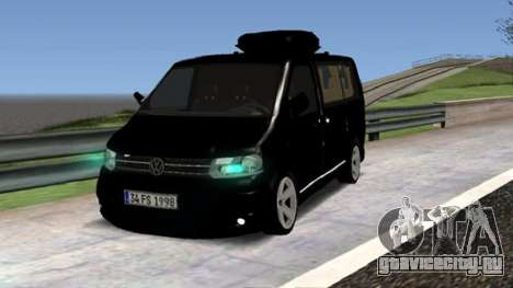 Volkswagen bus By.Snebes для GTA San Andreas