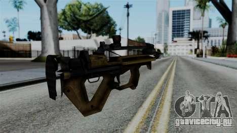 CoD Black Ops 2 - PDW-57 для GTA San Andreas второй скриншот