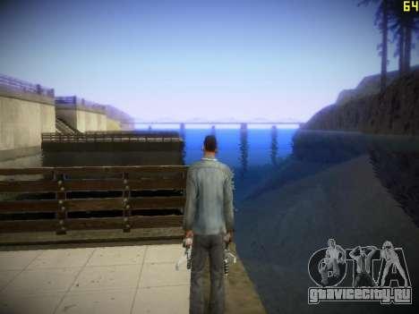 ENB Following V1.4 для слабых ПК для GTA San Andreas шестой скриншот
