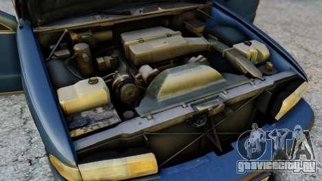 Chevrolet Caprice 1993 для GTA San Andreas вид сбоку