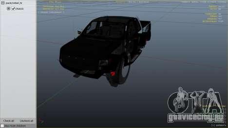 Ford Velociraptor 1500 hp для GTA 5 вид справа