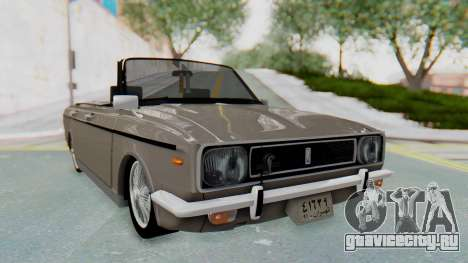 Peykan 80 Spyder для GTA San Andreas