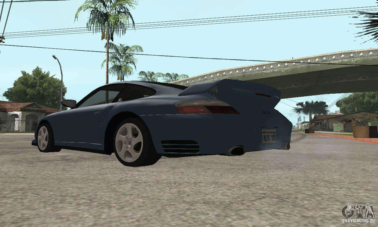 porsche 911 gt2 gta san andreas. Black Bedroom Furniture Sets. Home Design Ideas