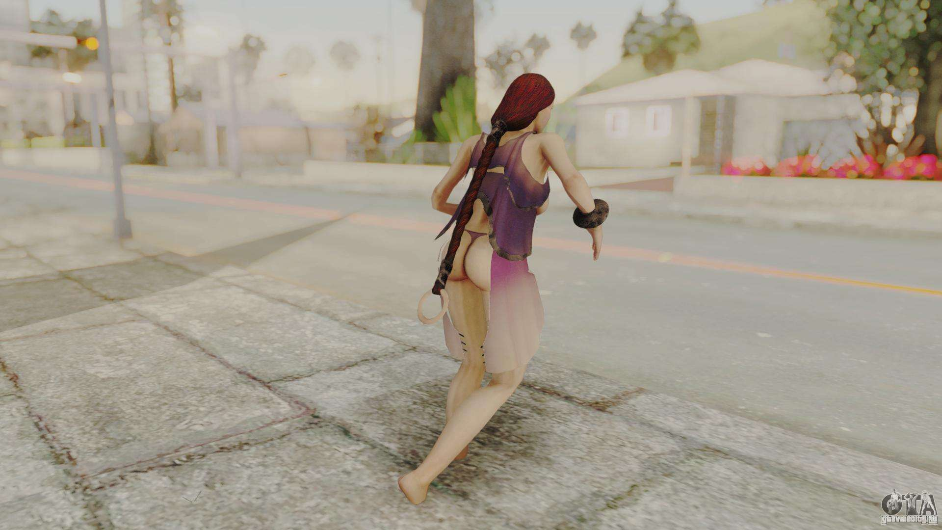 Aphrodite - God Of War 3 для GTA San Andreas