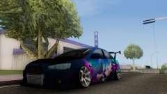 Mitsubishi Lancer X by Venceslav Sexy для GTA San Andreas