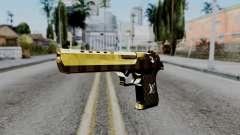 Deagle Louis Vuitton Version для GTA San Andreas