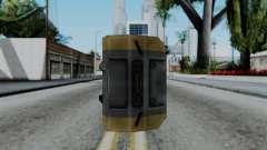 CoD Black Ops 2 - Galvaknuckles для GTA San Andreas