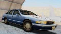 Chevrolet Caprice 1993 для GTA San Andreas