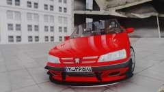 Peugeot Pars Spayder Sport