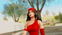 Marvel Future Fight - Elektra для GTA San Andreas