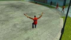 Silent Aim v6.0 для GTA San Andreas
